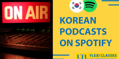 Korean Podcasts on Spotify 🎧  12 Podcasts to Learn the Easy Way