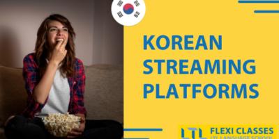 12 of the Best Korean Streaming Platforms 🍿
