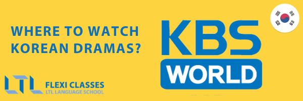 Korean Streaming Platforms - KBS