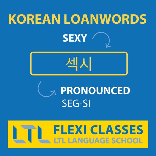 Loanwords in Korean