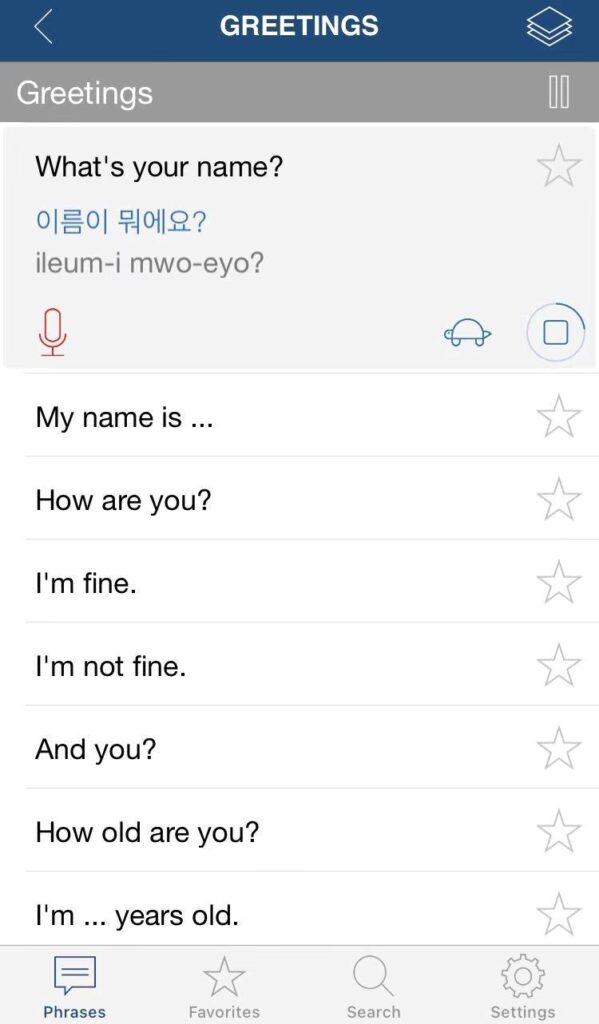 Best Apps to Learn Korean
