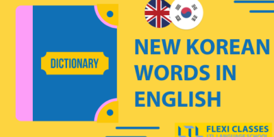 Korean Words in English // New Words in The Oxford English Dictionary (for 2022)