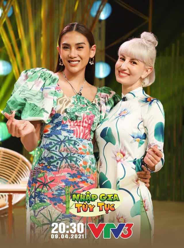 Nhập Gia Tùy Tục TV Show in Vietnam