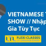 Learn Vietnamese on TV // Watch Nhập Gia Tùy Tục Thumbnail