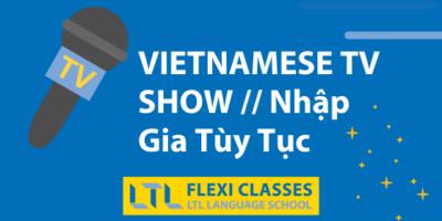 Learn Vietnamese on TV // Watch Nhập Gia Tùy Tục