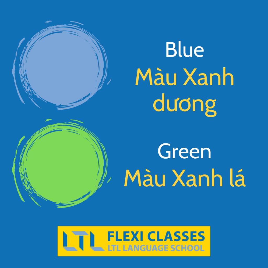 Vietnamese Colors