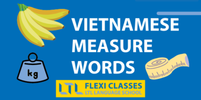 Vietnamese Measure Words // What Are They & How To Use Them