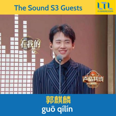 The Sound - TV Show in China