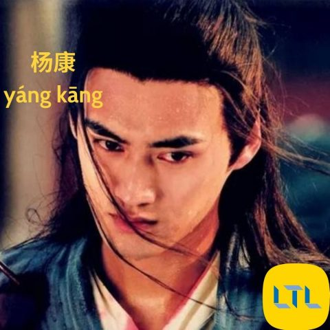 The Legend of the Condor Heroes-Yang Kang
