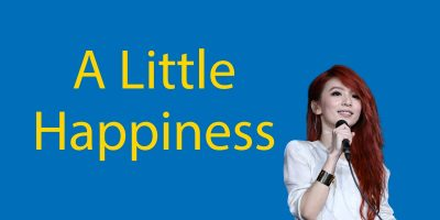 A Little Happiness by Hebe Tien 🎤 Learning Chinese with Music