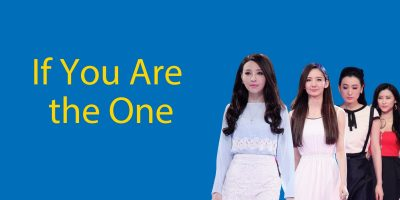 If You Are the One 🥰 – The Chinese Dating Game Show