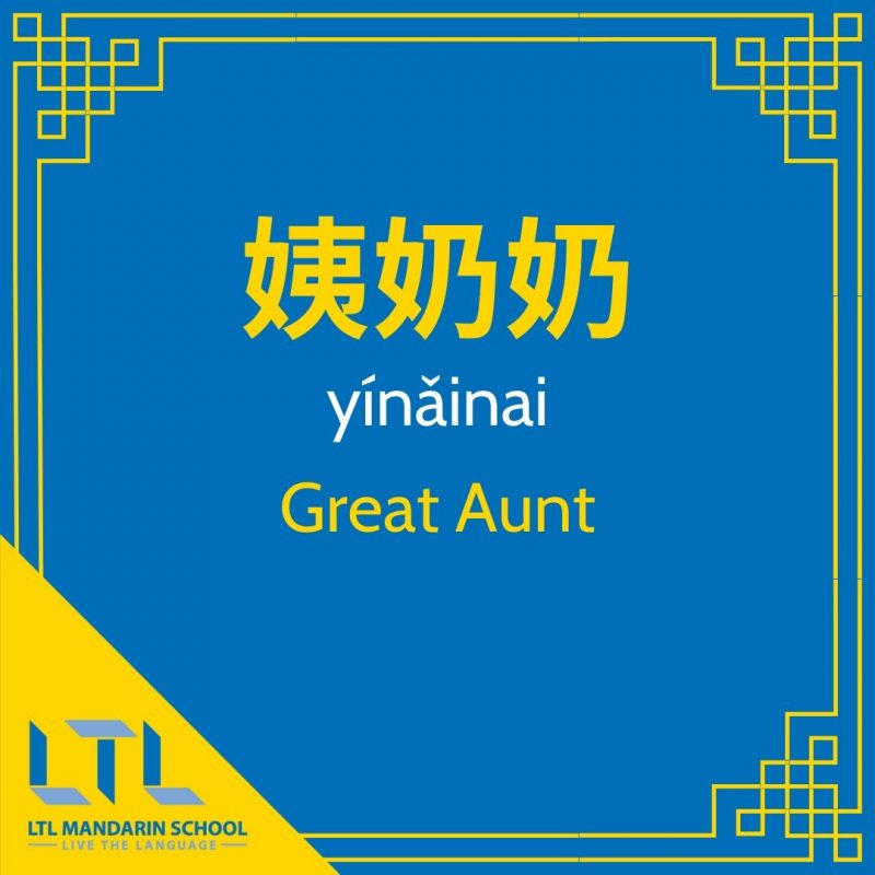 The-Farewell-Family-Vocab-great aunt