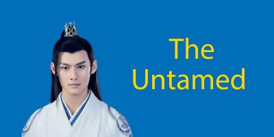 The Untamed // A Popular Chinese Fantasy Drama To Learn Chinese