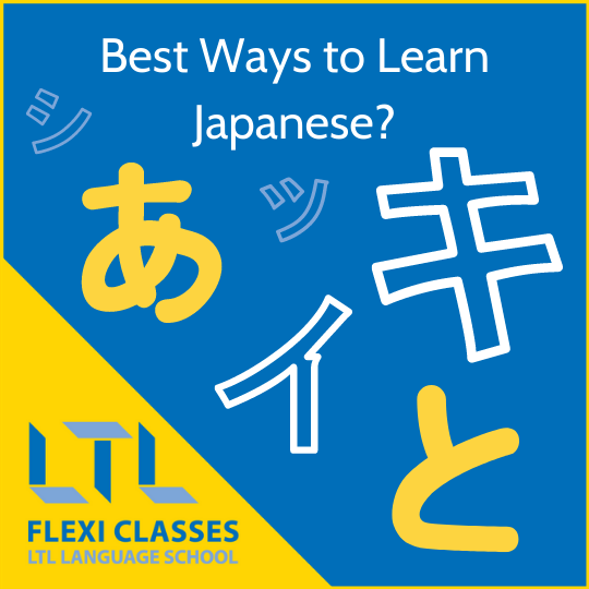 Top Ways to Learn Japanese
