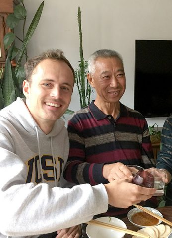 How to learn Chinese at Home - Make friends