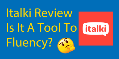 Italki Review // Can It Lead Me To Fluency?